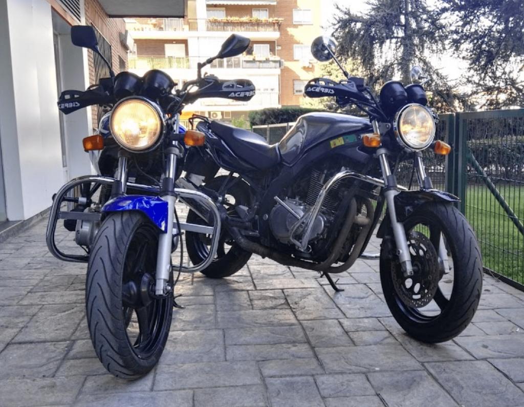 permiso A2 de moto